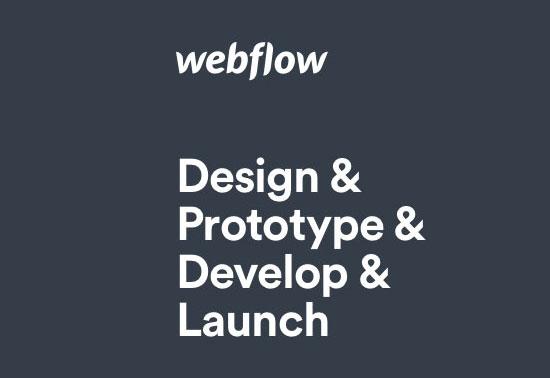 Webflow prototype, web flow, webflow, webflow software, webflow discovery