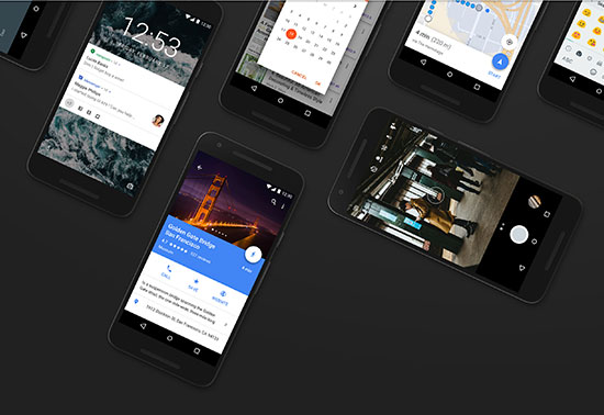 Android GUI – Material Design Kit