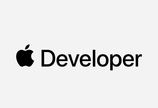 Apple Design Resources, Apple Developer