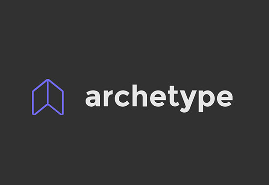 Archetype, Digital Typography, Design Tool by Our Own Thing