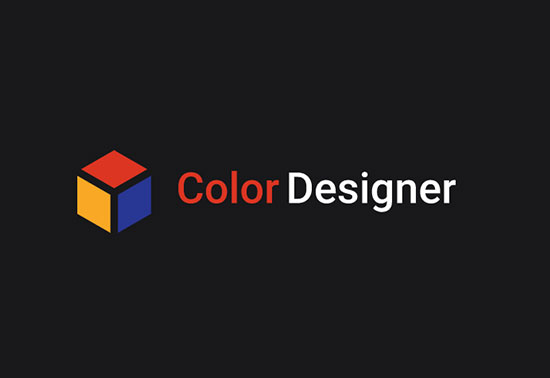 Color Designer, Simple Color Palette Generator