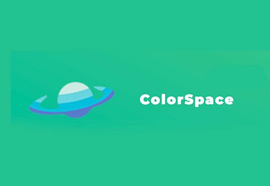 Color Space Colours & Gradients