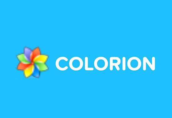 Colorion, Color Palettes