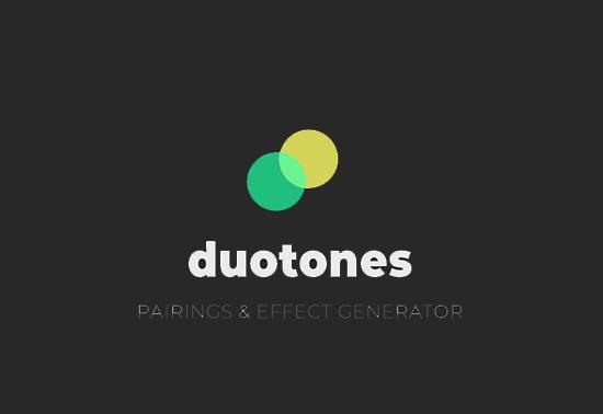 Colours & Gradients, Duotone