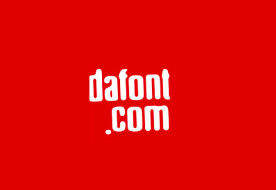 DaFont, Download fonts