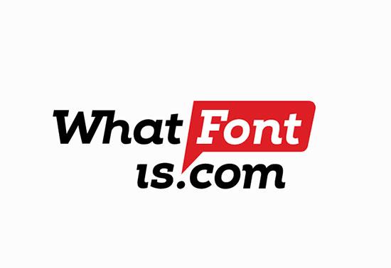 Font Finder, What Font Is