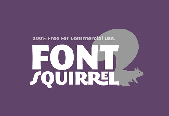 Font Squirrel, Free Fonts, Legit Free & Quality