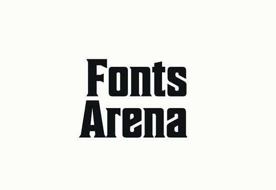FontsArena, Free fonts, free alternatives