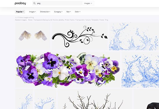 Free Png & Water Images, Pixabay