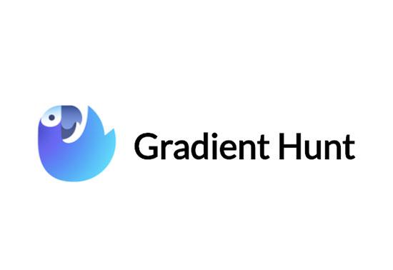 Gradient Hunt, Beautiful Color Gradients
