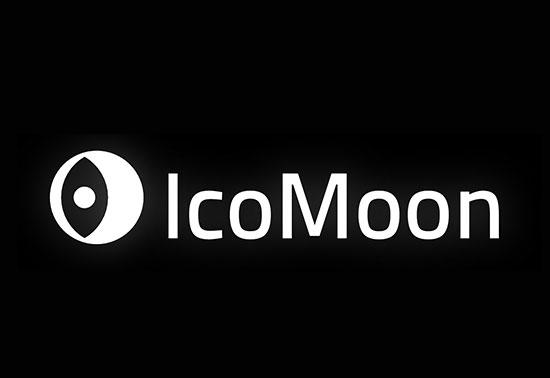 Icon Font, SVG Icon Sets, IcoMoon