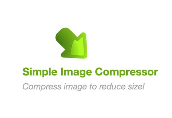 Image Compressor, Simple Image Resizer