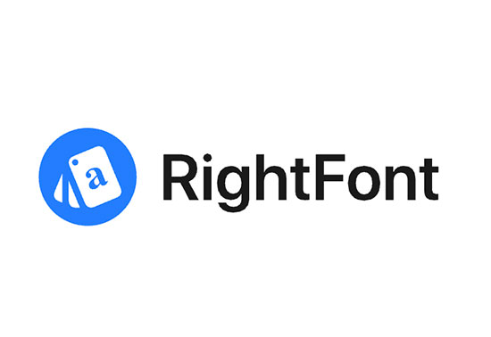 RightFont, Best Font Manager for Mac