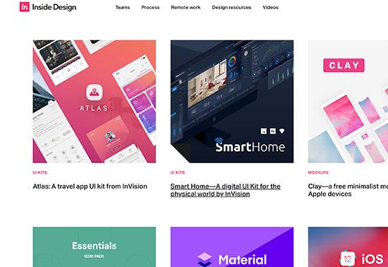 UI Kits - InVision