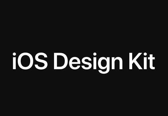 UI & UX Resources, iOS 14 GUI, iOS Design Kit