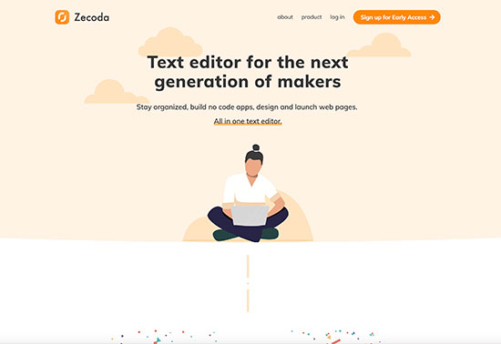 Zecoda, Build your own software with no code