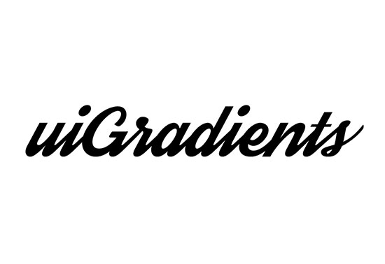 uiGradients, Beautiful colored gradients