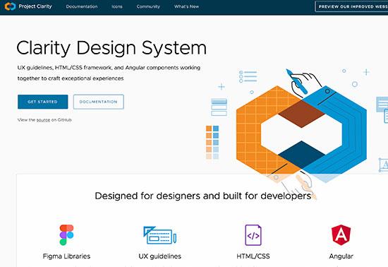 Clarity Design System
