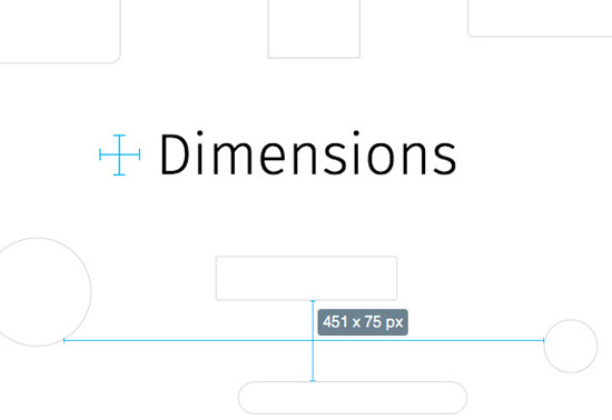 Dimensions, Dimensions Chrome Extensions