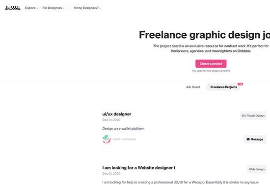 Graphic Design Jobs - Dribbble