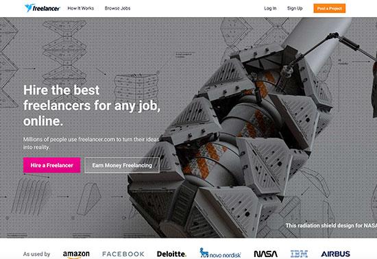 Hire Freelancers, Find Freelance Jobs Online, Freelancer
