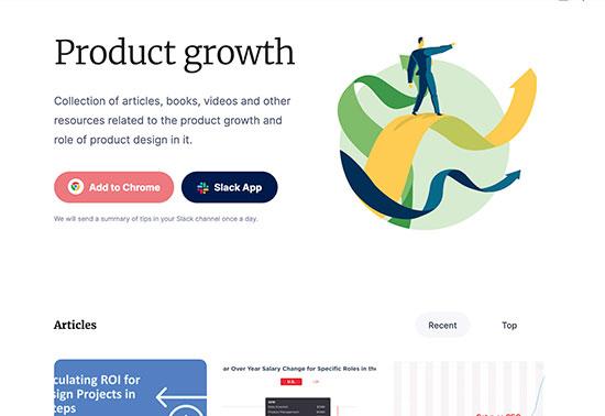 Productdesign.tips, Productdesign Chrome Extensions