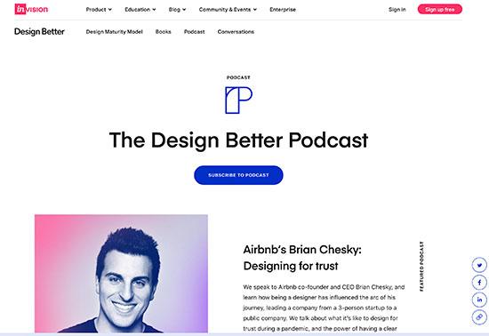 The DesignBetter.Co Podcast