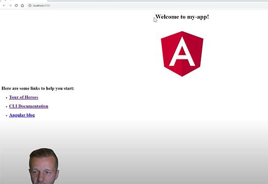 DesignCourse - Angular 8 from Scratch