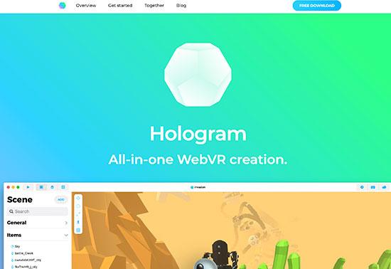 Hologram.cool