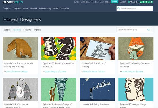 Honest Designers - Design Cuts