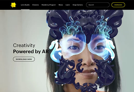 Lens Studio, Lens Studio by Snap Inc, Snapchat