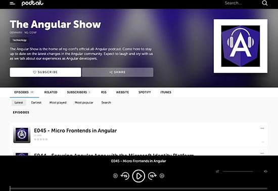 The Angular Show